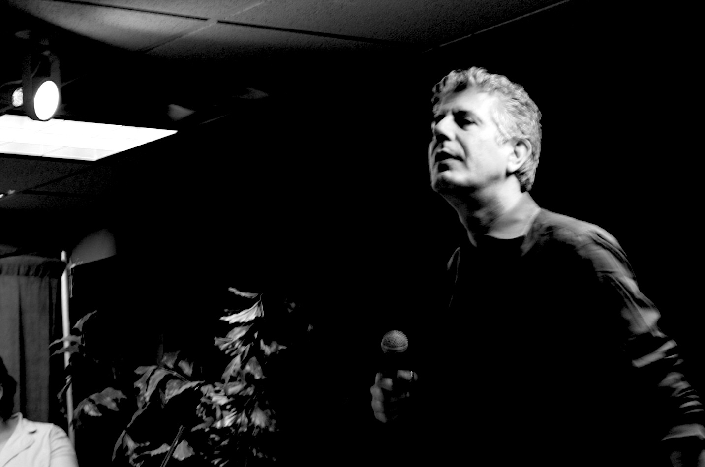 A Lost Interview with the Late Anthony Bourdain
