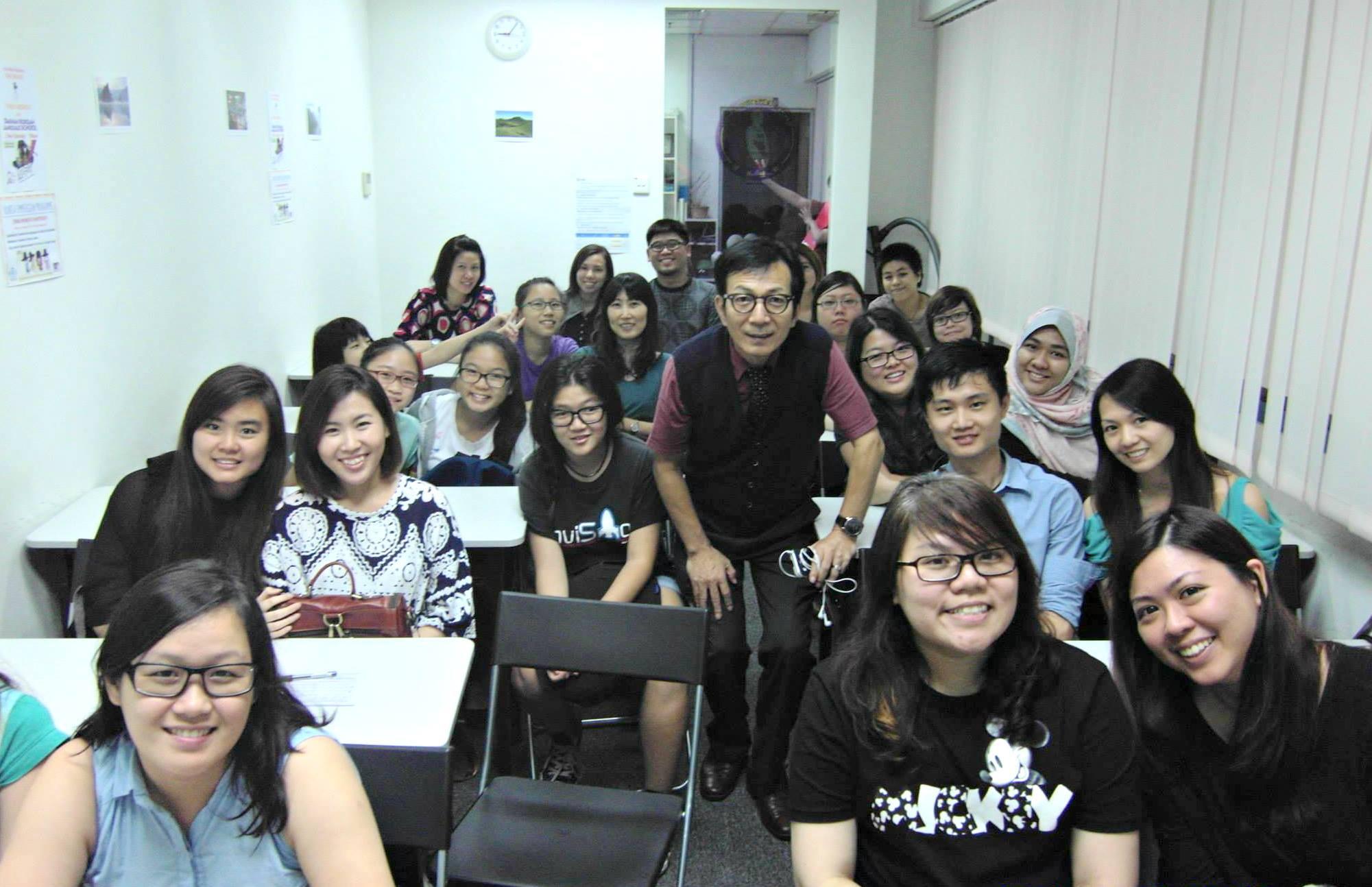 Basic Level 1 - Learn Korean in Singapore | Ganada Korean ...