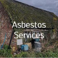 Asbestos Services with DA Environmental Services Gloucestershire