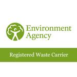 DA Environmental Services are certified Environmental Agency