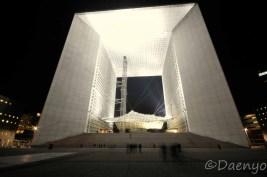 Grande Arche, La Défense