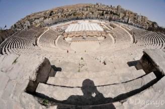 Roman Theatre, Amman