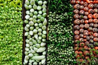 Vegetables, Colombo