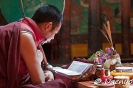 Thiksey Monastery, Ladakh