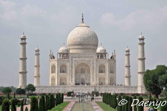 Taj Maha,l Agra