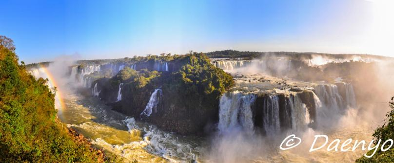 Iguazu Falls, Brasil