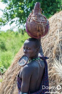 Omo Valley, Mursi Tribe