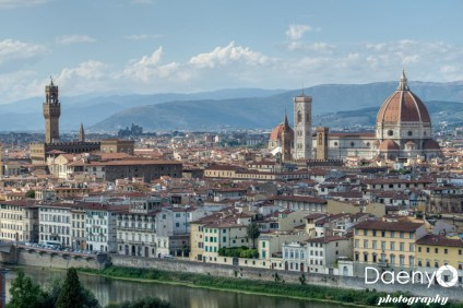 Cityscape, Florence