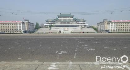 Grand People's Study House, Pyongyang