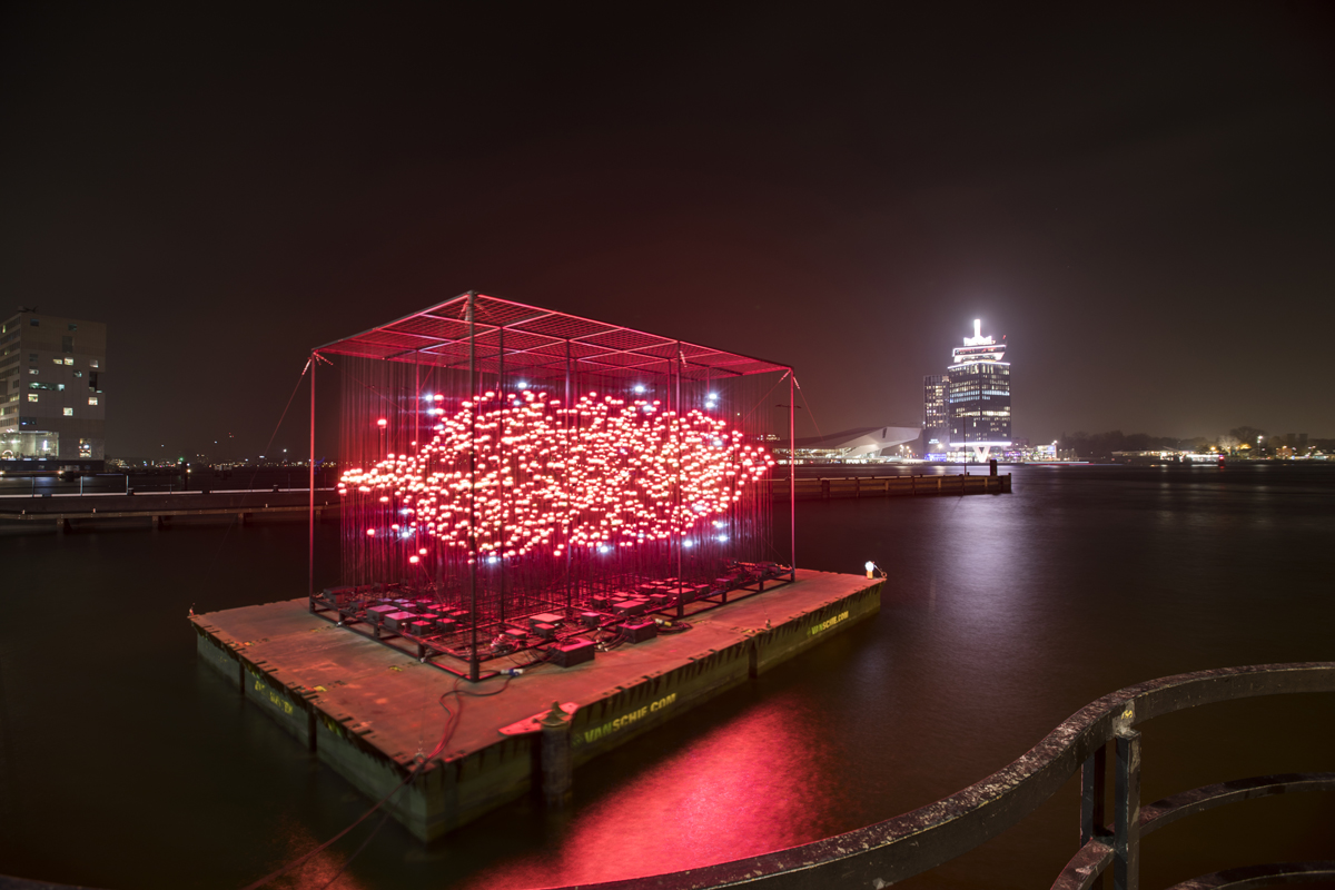 Verlichting Festival Amsterdam Amsterdam Light Festival Van Start De Architect