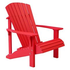 Red Adirondack Chairs Used Conference Room Deluxe Chair Helmuth Builders