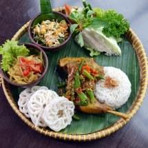 Nasi Bambu & Ayam Bengel Hotel Dafam Semarang