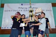 Hotel Dafam Semarang Menorehkan Prestasi Di Cup Iv