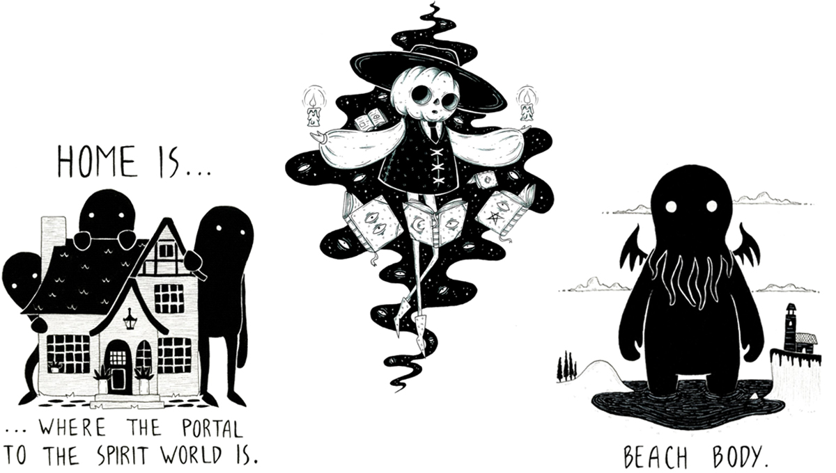 Cute Skeleton Girl Wallpaper So Cute It S Scary We Love Behemot S Dark Amp Adorable