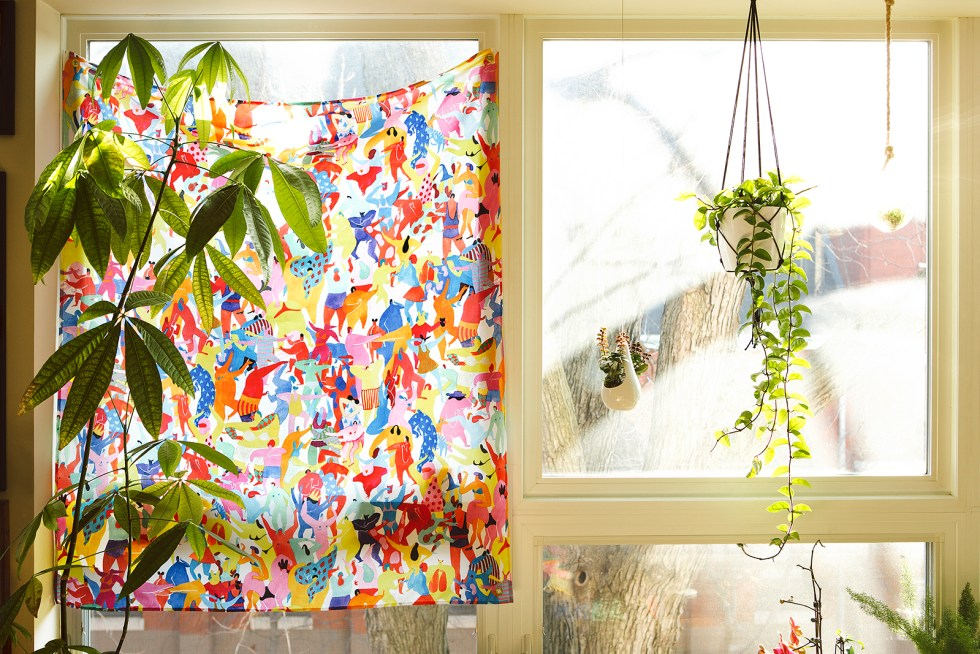 Creative decor - plants