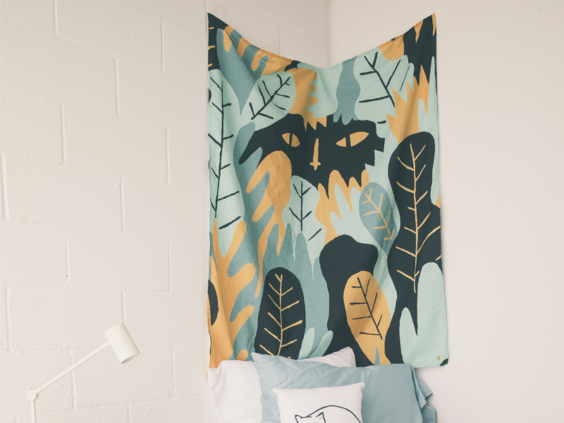 Creative decor - tapestries