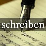 schreiben - to write: DaF Books vocabulary list