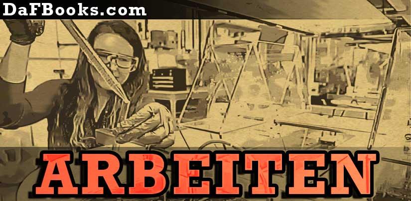 Frau Ambre arbeitet in Annaberg-Buchholz als Akustikerin.