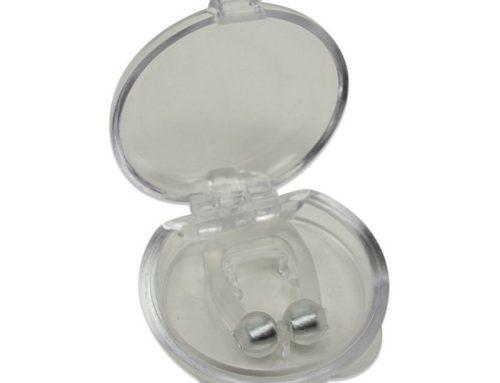 矽膠止鼾鼻夾 – 矽膠客製工廠