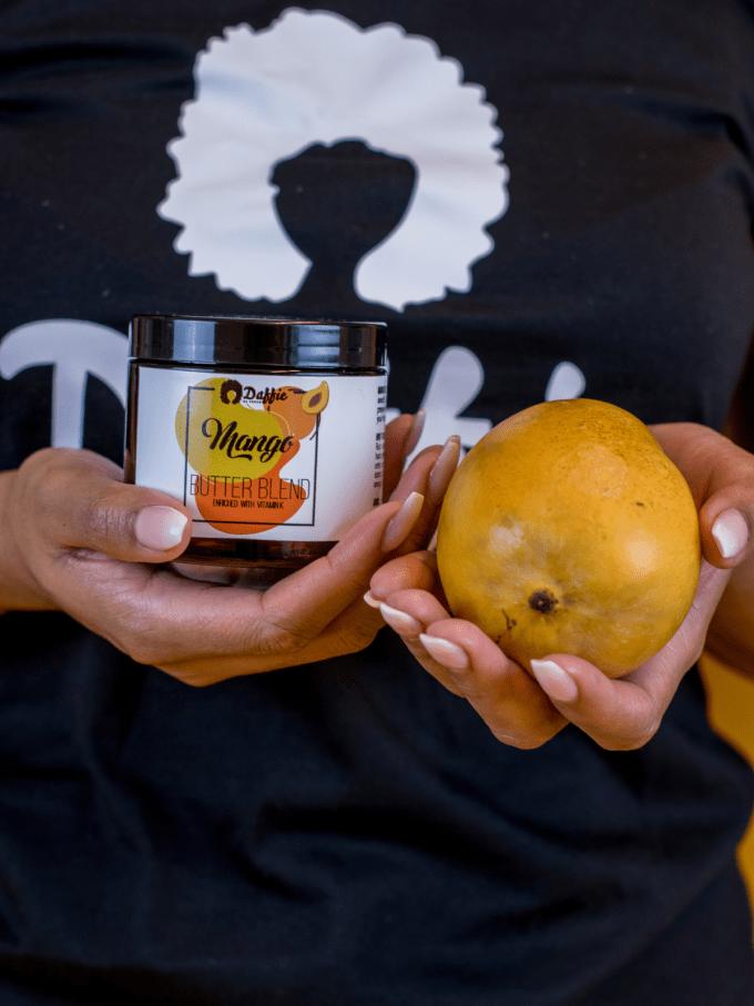 Mangobutter Blend