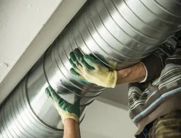 Having your ducts properly sealed is essential to conserving energy and saving money. ©iStockphoto.com/alecsoms