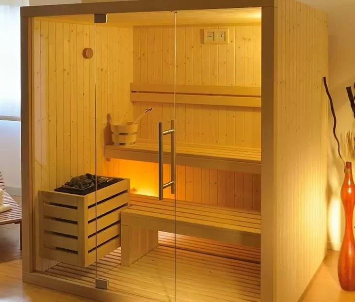Come avere una sauna a casa tua?