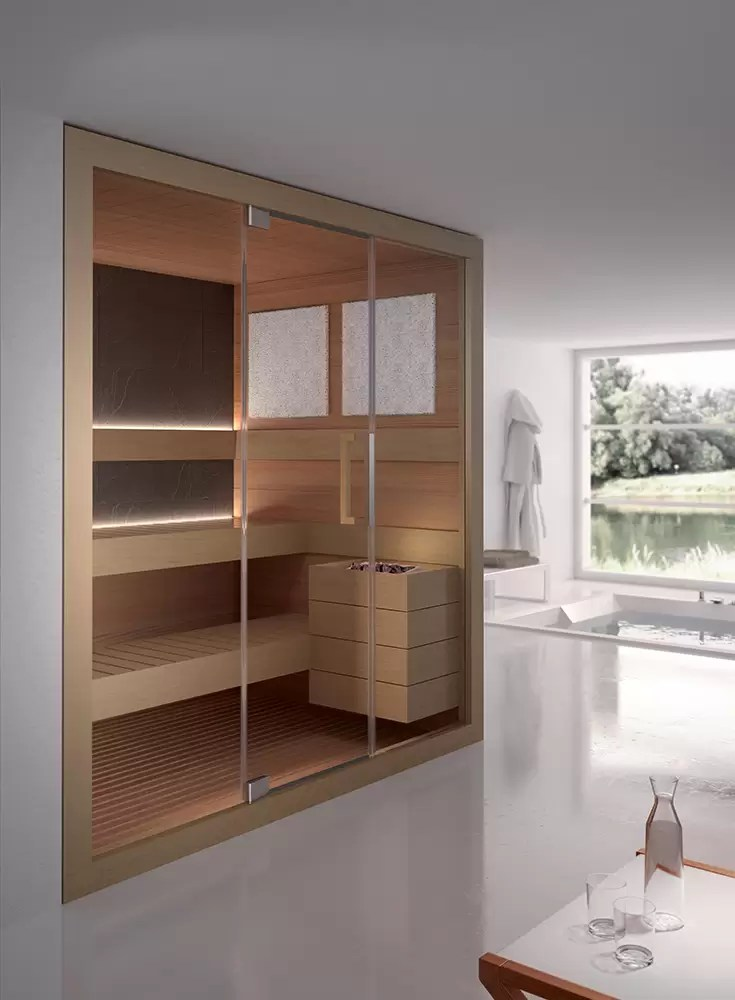 sauna mmiri