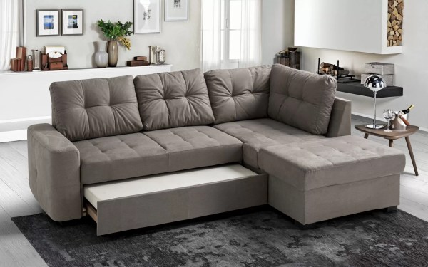 Maxi Cushions เตียงโซฟาเข้ามุม