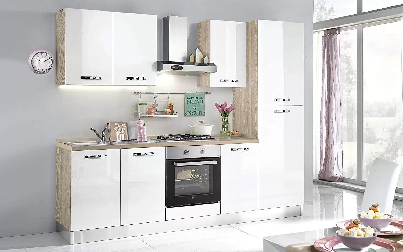 kitchen aid wall oven remodel sacramento dafnedesign com 完整的厨房 右侧厘米 255 x 60 216h 排气罩 通风烤箱 水槽 冰箱 带4炉灶的燃气灶具 n 6门和一个抽屉 dafne design