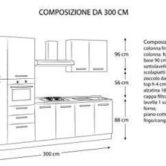 Hood Kitchen Heavy Duty Chairs Dafnedesign Com 完整的厨房 右侧厘米 300x60x216h 包括 引擎盖 通风烤箱 水槽 冰箱 带4炉灶的燃气灶具 N 9铰链门和3抽屉 Dafne Design