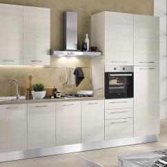 Kitchen Aid Wall Oven Cherry Wood Cabinets Dafnedesign Com 完整的厨房 右侧厘米 300x60x216h 包括 引擎盖 通风烤箱 水槽 冰箱 带4炉灶的燃气灶具 N 9铰链门和3抽屉 Dafne Design