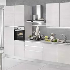 Complete Kitchen Eco Friendly Cabinets Dafnedesign Com 完整的厨房 右侧厘米 300x60x240h 包括 引擎盖 通风烤箱 水槽 冰箱 带4炉灶的燃气灶具 N 9铰链门和3抽屉