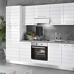 Hood Kitchen Lowes Cabinet Sale Dafnedesign Com 完整厨房 Sx侧厘米 255x60x216h 包括 罩 通风炉 引擎盖 通风烤箱 水槽 冰箱 带4炉灶的燃气灶具 N 8铰链门和抽屉