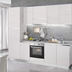 Kitchen Aid Wall Oven Narrow Sink Dafnedesign Com 完整厨房 Sx侧厘米 255x60x216h 包括 罩 通风炉 引擎盖 通风烤箱 水槽 冰箱 带4炉灶的燃气灶具 N 6铰链门和抽屉