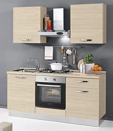 kitchen aid wall oven walmart mixer dafnedesign com 小厨房 正确的成分厘米 180 x 60 216h 包括 引擎盖 风扇烤箱 水槽 带4炉灶的燃气灶具 n 4铰链门和抽屉