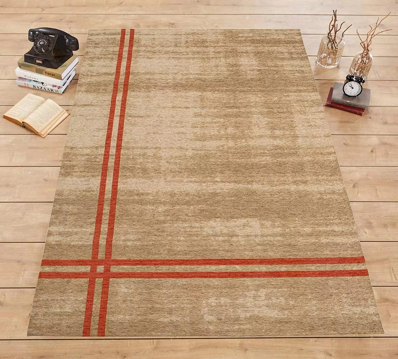 orange kitchen rug bakers racks for dafnedesign com 从淡雅的颜色橙色和红色地毯 粗糙的面料和经常 它 它道出了一个卧室 一个舒适的工作环境 地毯孩子的房间或家伙宽度 135厘米高度 厘米