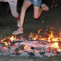 """23 Ιουνίου """"Ανάβαμε φωτιές στις γειτονιές ..."""""""