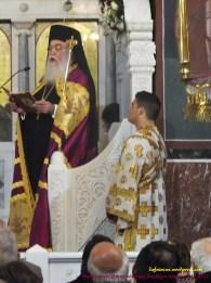 Αγία Βαρβάρα. Πανηγυρικός Εσπερινός 3.12.2015_4