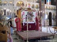 Ι. Ναός Ζωοδόχου Πηγής Δάφνης.΅Επιτάφιος 2016