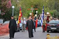 Ι. Ναός Αγ. Φωτεινής Υμηττού_litania 2017_2