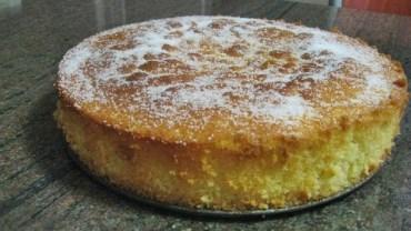 עוגת תפוזים הכי טעימה וקלה