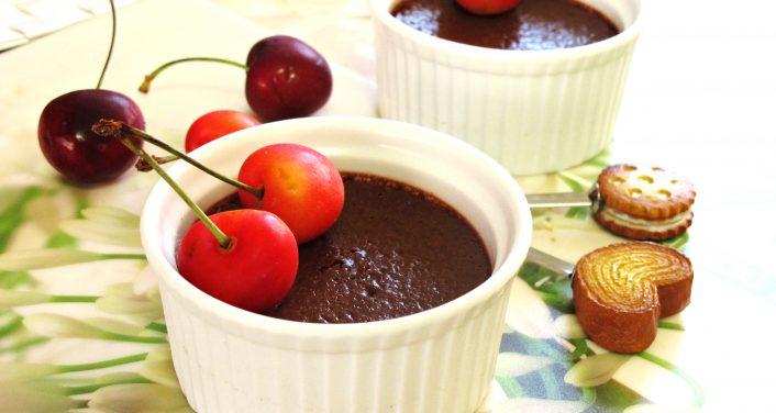 קרם ברולה שוקולד מפנק