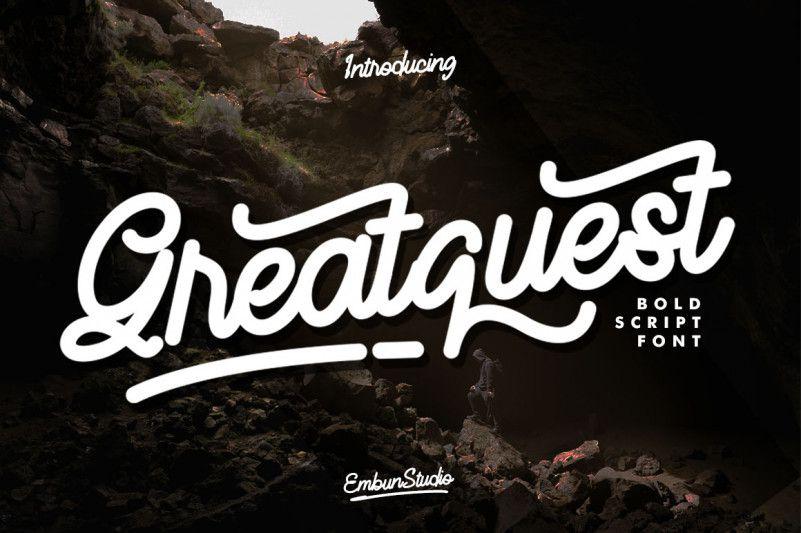 greatquest-bold-script-font-1
