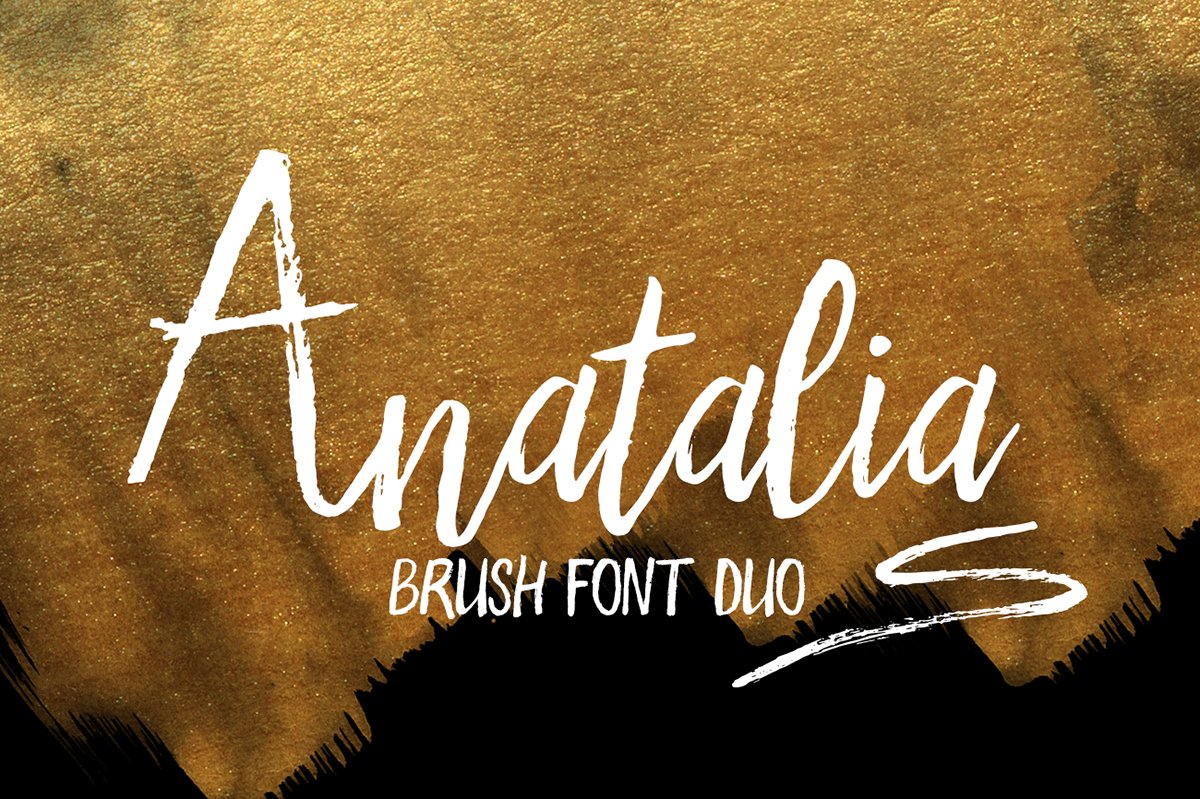 anatalia-brush-duo-font