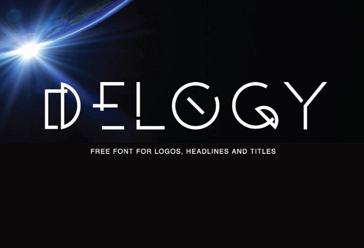 delogy-typeface