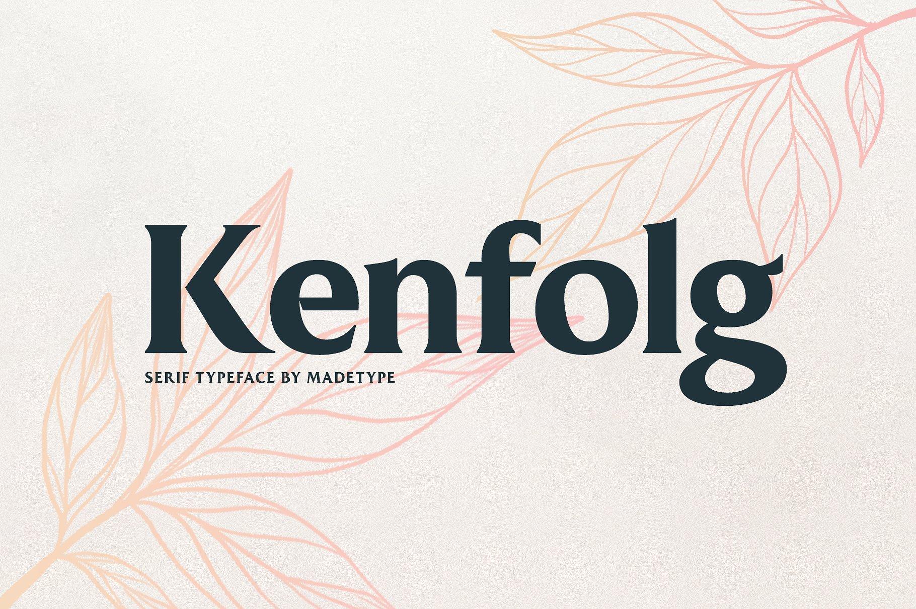 made-kenfolg-serif-font