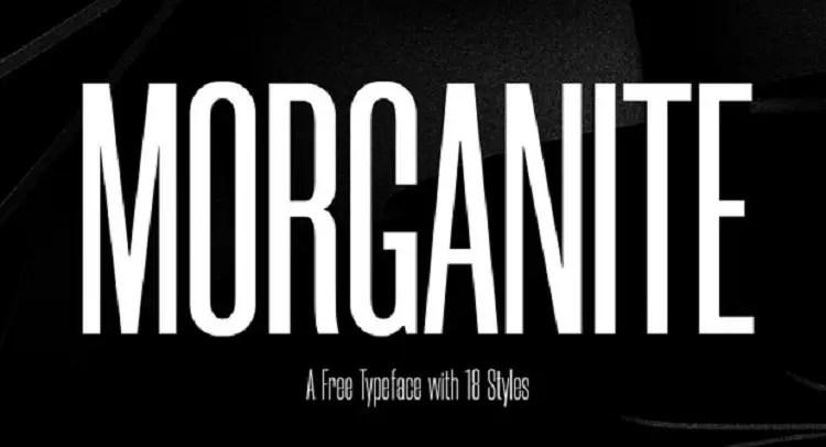 morganite-font-family-1