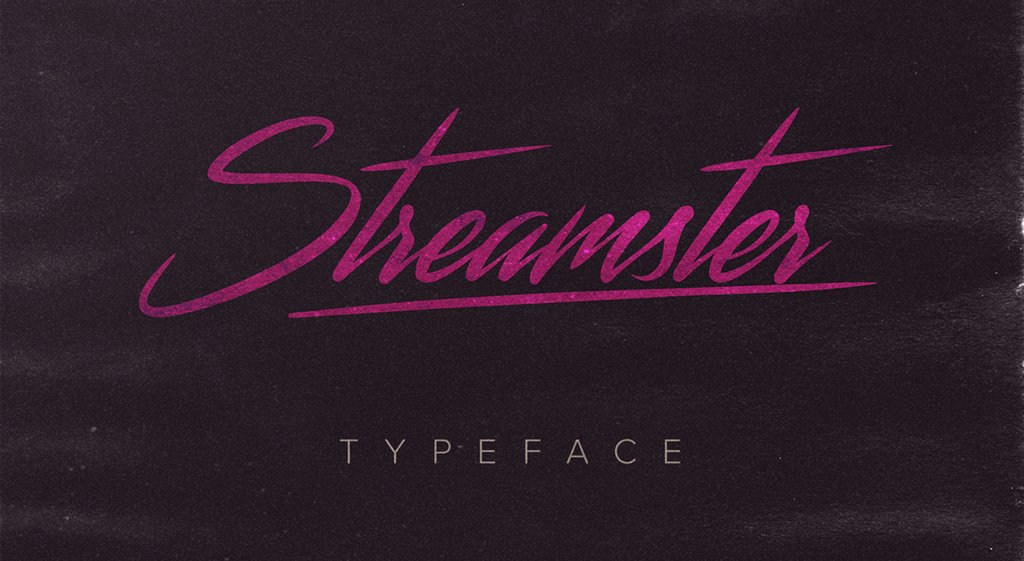 streamster-font-2-big