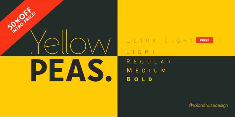 yellow-peas-font-family-4-768x384