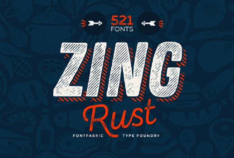 zing-rust-font-family